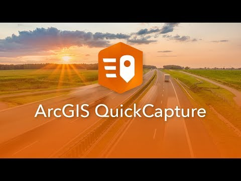 Introducing ArcGIS QuickCapture