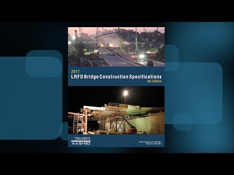 AASHTO LRFD BRIDGE DESIGN SPECIFICATIONS 4TH EDITION PDF