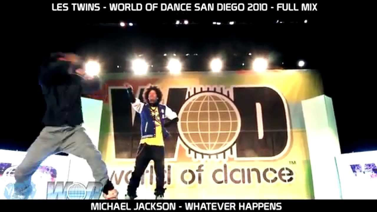 Download LES TWINS   World of Dance San Diego 2010 WOD   FULL MIX