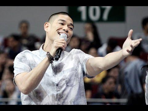 Jay R sings