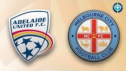 Das Pokalfinale aus Australien! | Adelaide United - Melbourne City