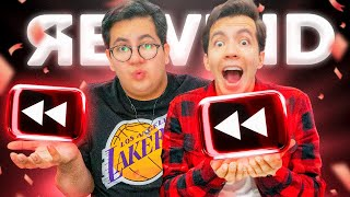 YOUTUBE REWIND 2020 - SKABECHE