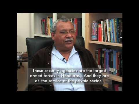 Padre Melo: Honduras Crisis and Hope