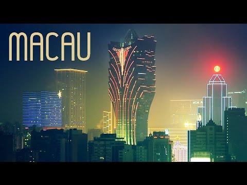 MACAU Tour in 4 Tagen: Casinos & Tempel