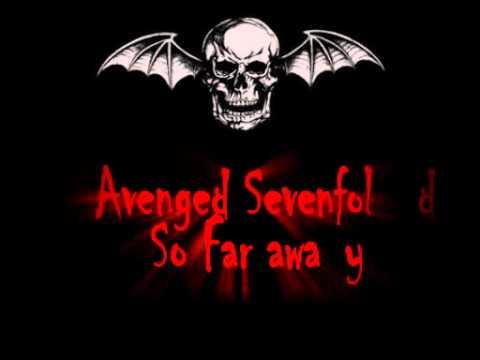 Avenged sevenfold so far away lyric no vocal track avenged sevenfold so far away lyric no vocal trackinstrumental youtube voltagebd Gallery
