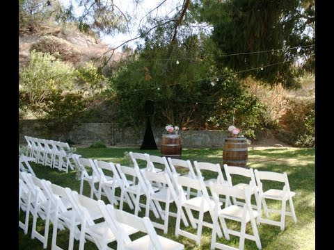 Blomgren Ranch Wedding with Direct Sound Gig Log All