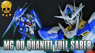 vuclip MG Gundam 00 Quan[T] Full Saber Review - GUNDAM 00 -