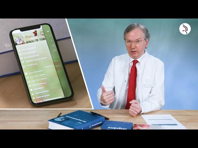 Kopfschmerzkalender führen - Die Migräne.App