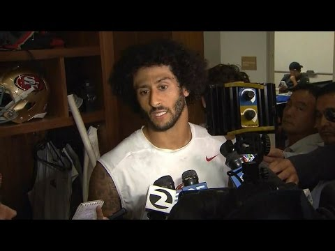 Colin Kaepernick On Why He Sat During The National Anthem
