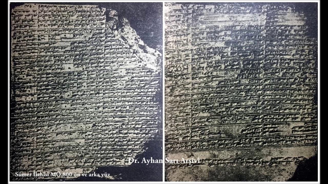 Download Sümer İlahisi - Sumerian Hymn - MÖ. 800 - Dr. Ayhan Sarı