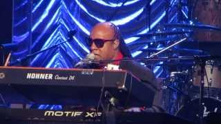 Stevie Wonder live - Songs in the Key of Life (part1), 12/21/2013