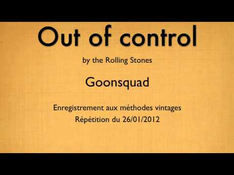 HcG Studio recordinG - Goonsquad - Out of Control