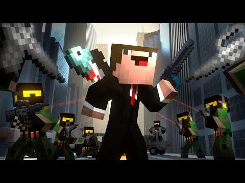 AGENT DERP (Minecraft Animation)