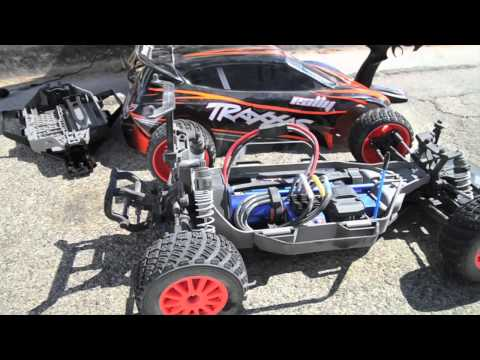 Traxxas 1/10 Rally - Brushless Offroad 4wd Speed!