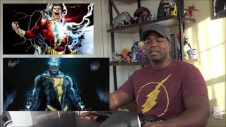 Shazam May Not Include Black Adam and Will Be A LIGHTHEARTED MOVIE?!! thumbnail