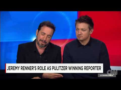 "Jeremy Renner and Michael Cuesta on ""Reliable Sources"""