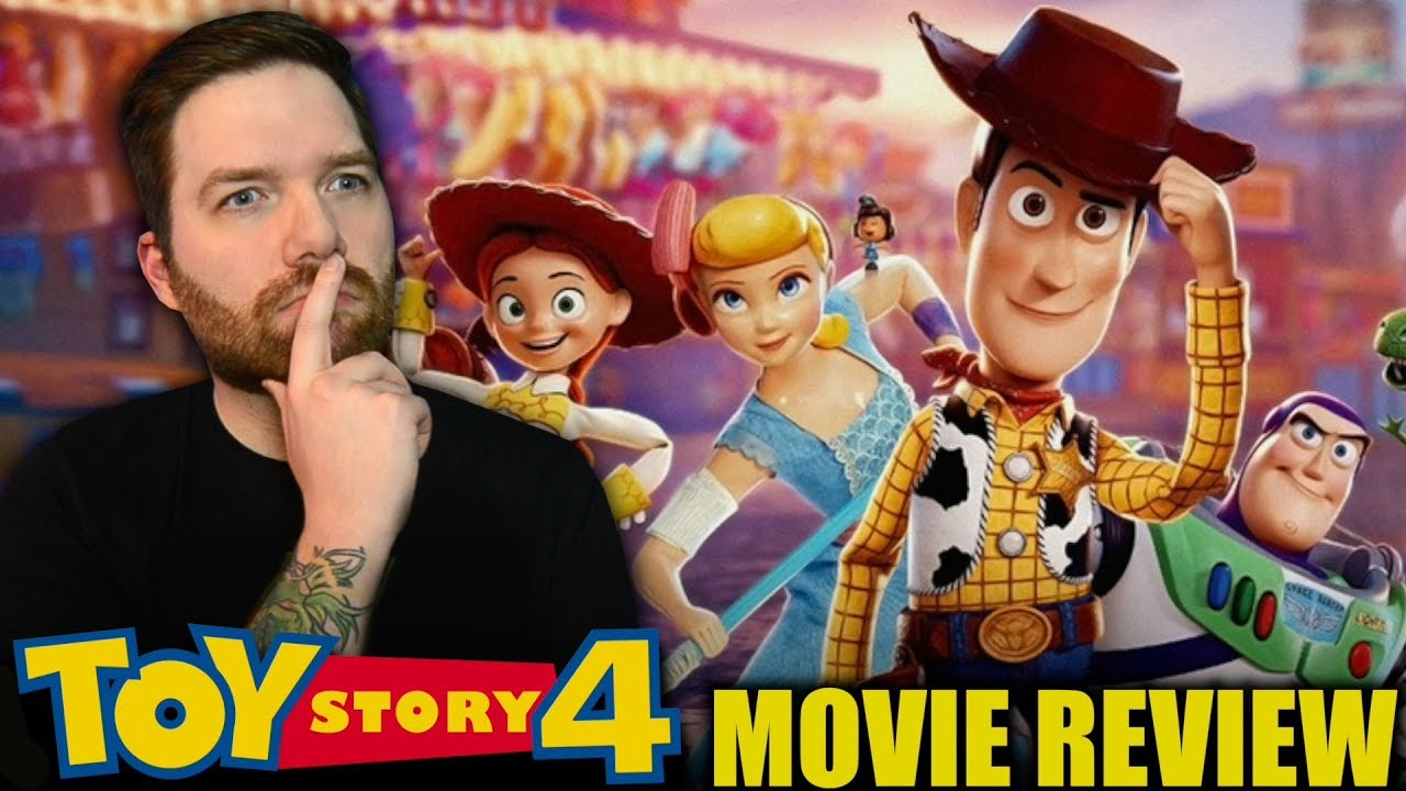 Toy Story 4 Movie Review Youtube