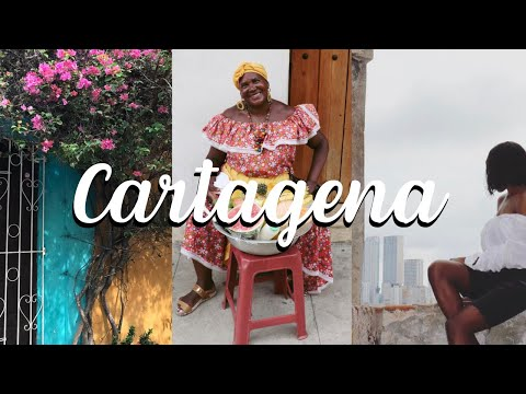 VLOG 2: 1st SOLO TRIP TO CARTAGENA, COLOMBIA. BEST BIRTHDAY GIFT TO MYSELF