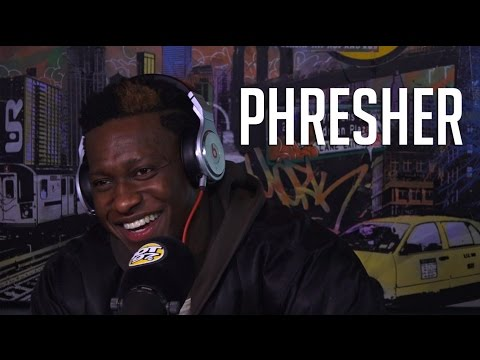 Phresher Thinks Remy Ma Took Shots at Nicki Minaj on His Song + Acknowledgement from Desiigner