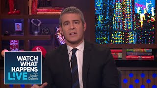 Andy Cohen's Call To Fight Hate With Love | WWHL