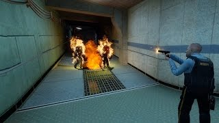Black Mesa - Chapter 3: Unforeseen Consequences