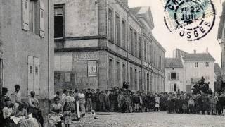 Mémoire du siècle Charmes sur Moselle 88