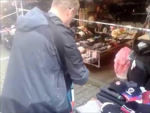 Vietinfo.eu - ČOI kiểm tra chợ Việt tại Hřensko 10/2014
