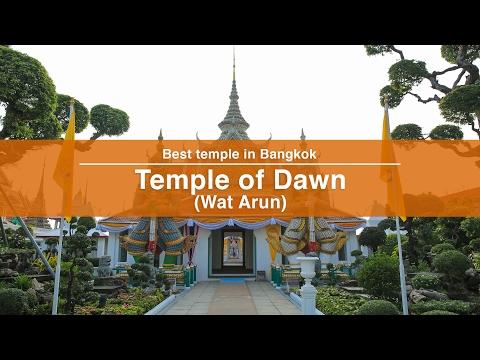 The Temple of Dawn (Wat Arun)