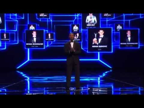 Laureus World Sports Awards 2014 - Highlights | AutoMotoTV