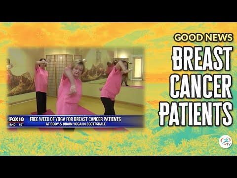 Open the Heart Chakra: Exercise and Breast Cancer