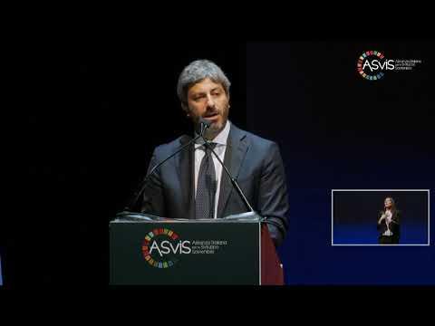 Intervento alla presentazione del Rapporto 2019 dell'Asvis
