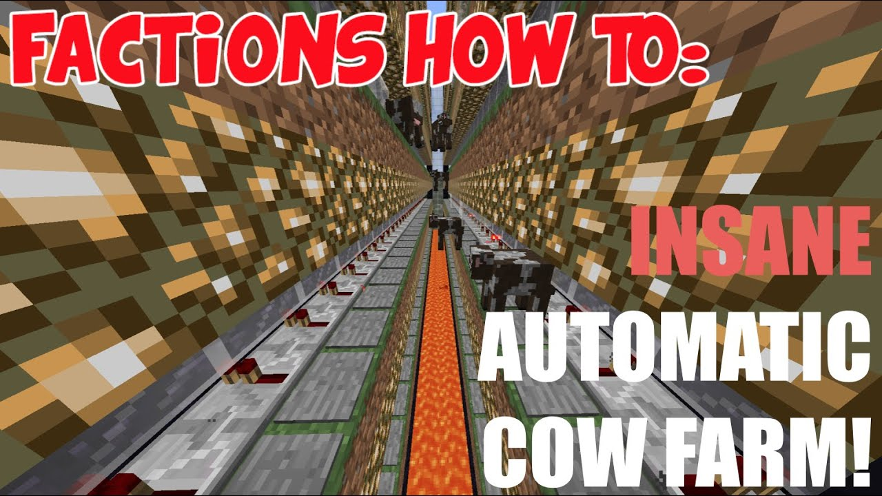 afk cow farm