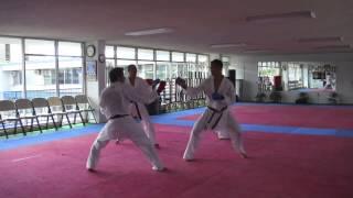 "George Kotaka - ""Kumite Academy"" Intro Vid #2"