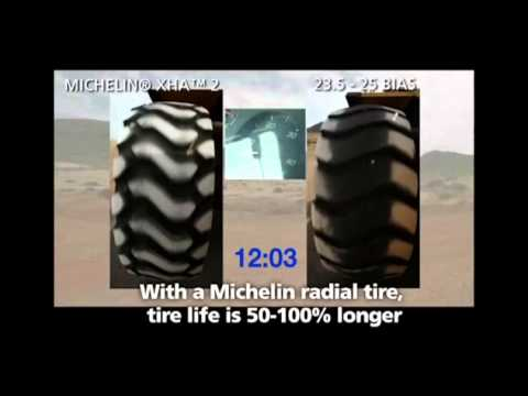 Bias vs Radial 3 - Loader Tire Life