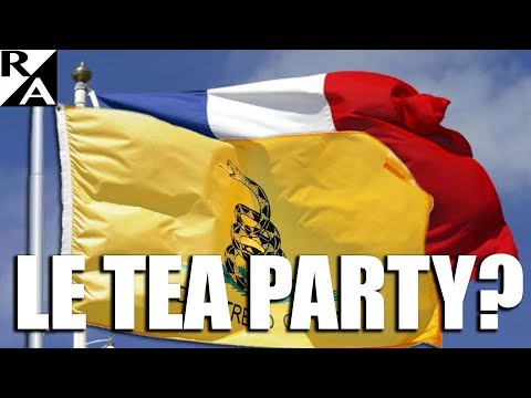 Does French Yellow Vest Revolution Echo U.S. Tea Party?