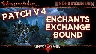 Neverwinter Mod 16 - Patch v4 Enchantment Exchange Bound Unforgiven Barbarian (1080p)