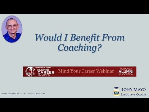 Would I Benefit from Coaching