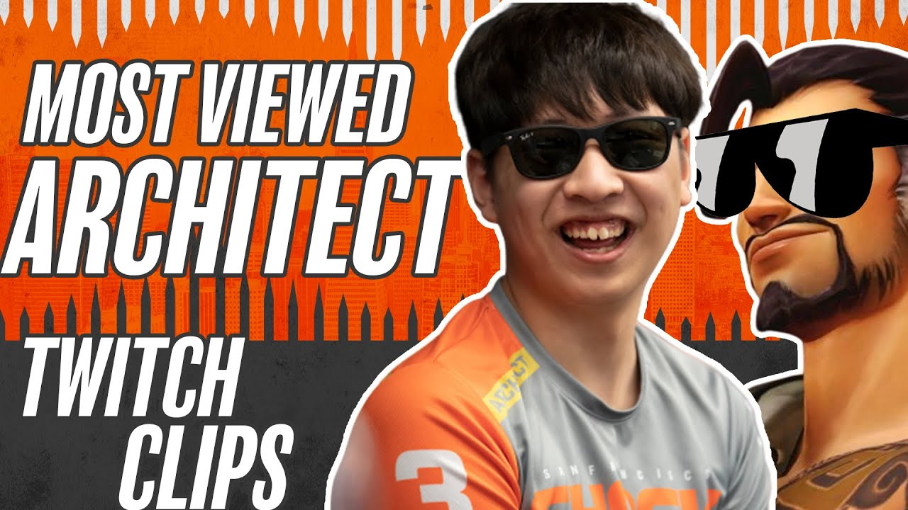 Download 20 MOST VIEWED ARCHITECT TWITCH CLIPS | Overwatch League