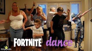 Fortnite Dance Moves beobachten die Großeltern und die nächste Generation