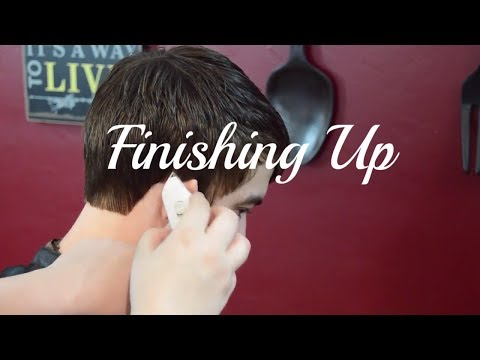 Haircuts at Home | Medium Length Haircut | Part 4