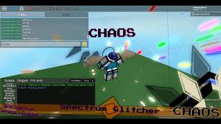 roblox script showcase: spectrum glitcher v7 leak