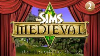 the Sims Medieval. Задание на платину #2