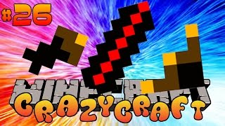 "Minecaft: CrazyCraft 2.1 Episode 26 - ""EVER CLOSER!"""