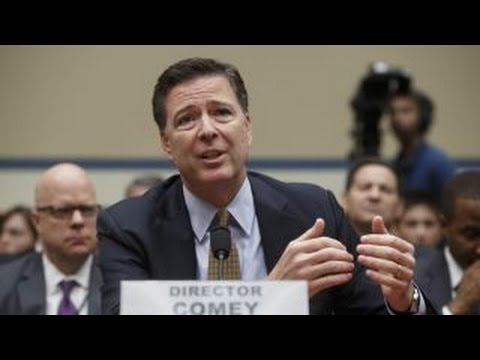 Is James Comey corrupt?