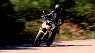 BMW G310R Riding Footage