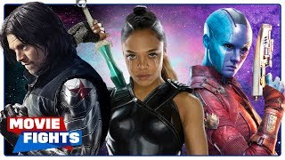 Which Marvel Hero Deserves a Streaming Show? MOVIE FIGHTS