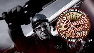 Paul Teutul Jr on the Legends Ride