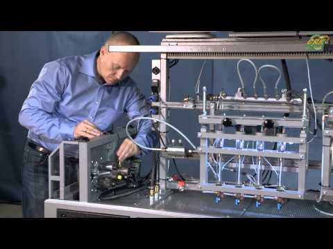 Tutorial (EN): CDI 3000 MULTI  -  New Common Rail Diesel Testbench by Common Rail Kontor