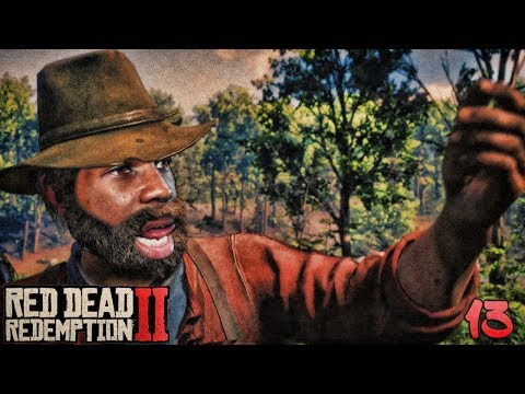Red Dead Redemption 2 Walkthrough | Gameplay Part 13 - OOPS (RDR2)