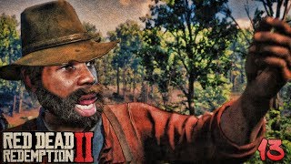 Red Dead Redemption 2 Walkthrough   Gameplay Part 13 - OOPS (RDR2)